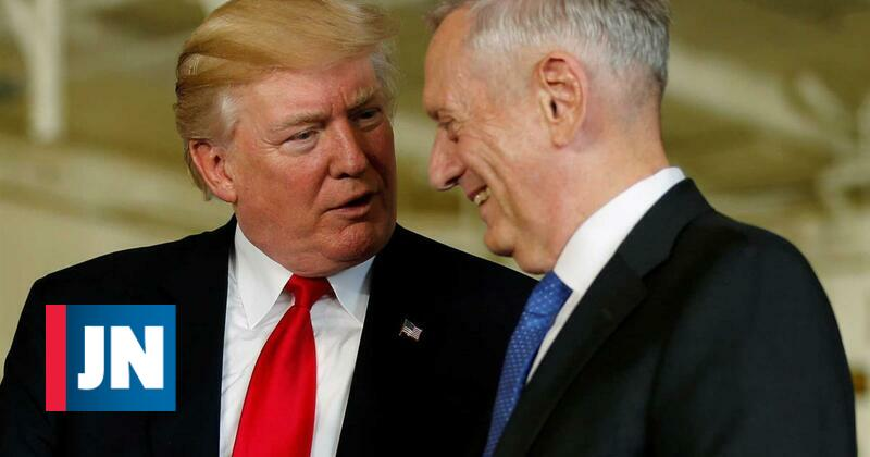 Trump nombra secretario de Defensa interino y anticipa la salida de Jim Mattis