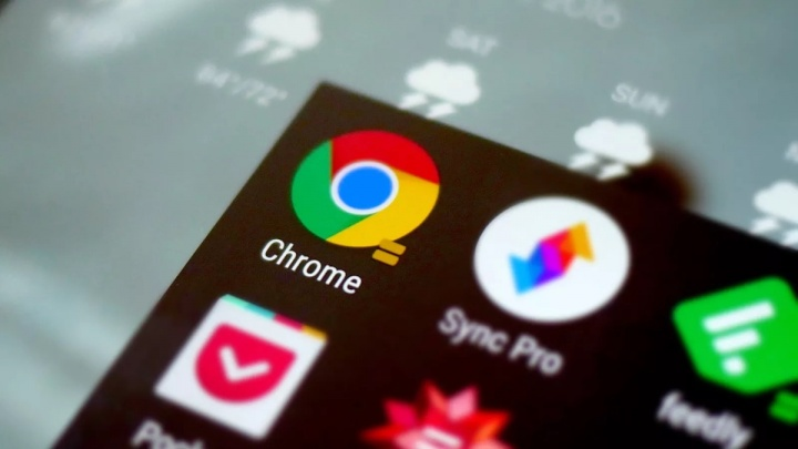 Chrome Android PC separadores abiertos