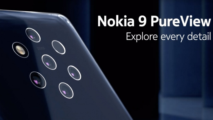 Nokia 9 PureView Android One