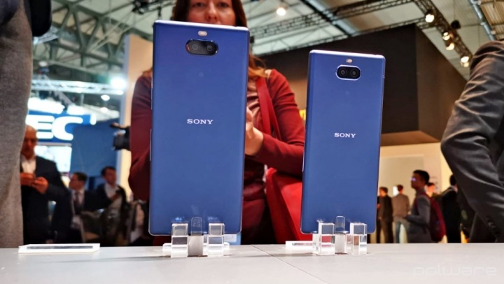 Sony Xperia 1 Sony Xperia 10 Sony Xperia L3 Android smartphones MWC19 Android