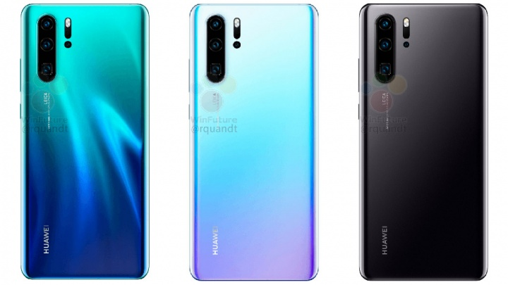 smartphone Huawei P30 Pro smartphone Android