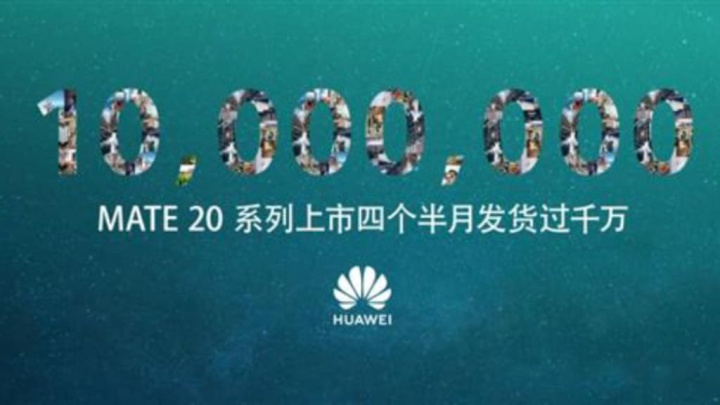 Huawei Mate 20 Pro smartphones Android