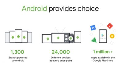 Google Android Europa Google Chrome Browser 1