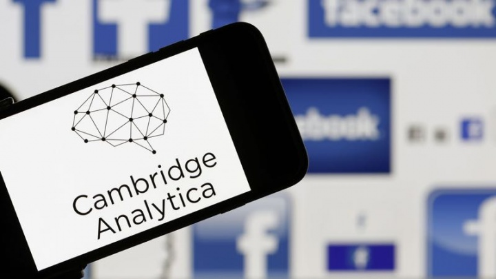 red social Cambridge Analytica Facebook