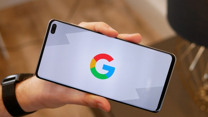 Google Pixel 4 smartphone Android 2