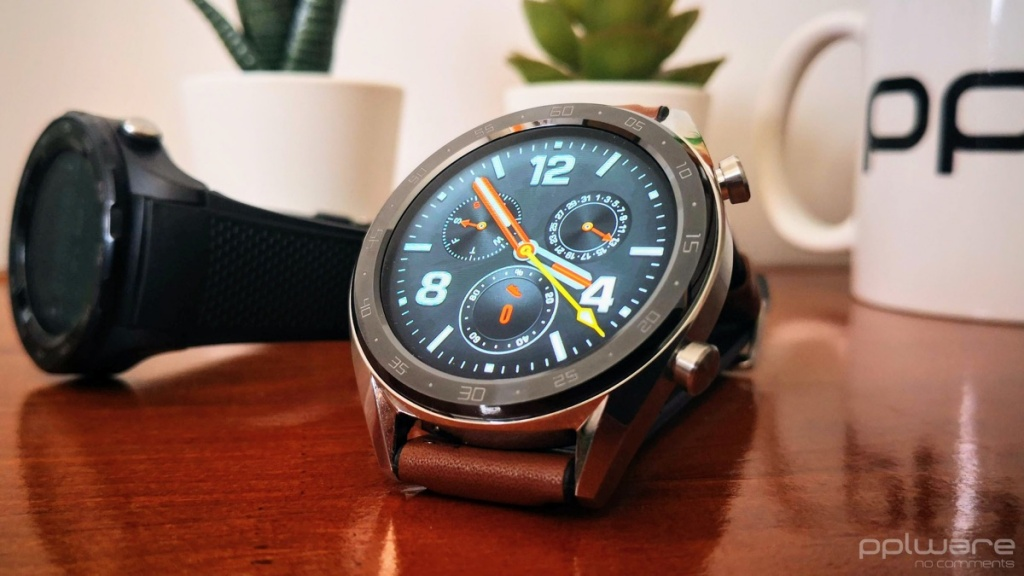Huawei Watch GT smartwatches relojes novedades