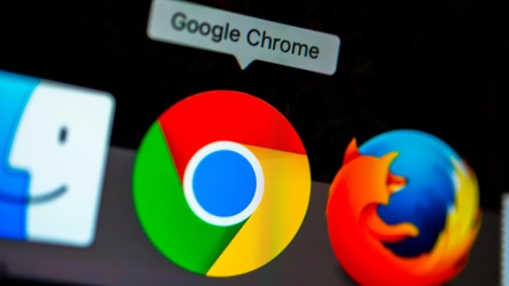 Google Chrome descarga de seguridad