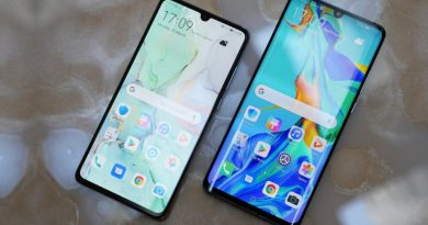 Huawei P30 Pro smartphones Android