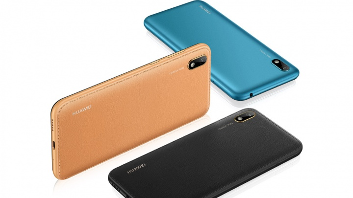 Huawei Y5 2019 smartphone Android