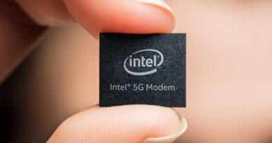 Apple Qualcomm Intel 5G modems