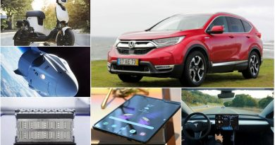 Analisámos o novo Honda CR-V Hybrid, falámos do adiamento do lançamento do Samsung Galaxy Fold, do crescimento da Huawei, e muito mais. Conheça os nossos destaques tecnológicos semanais