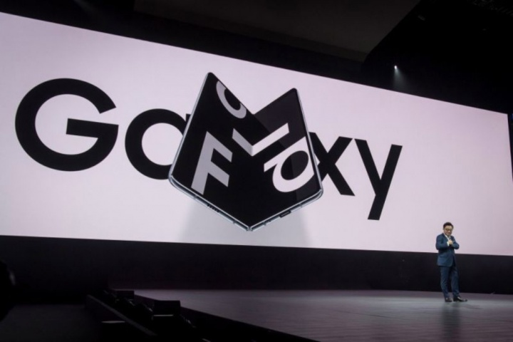 Samsung Galaxy Fold smartphone Android smartphones Android