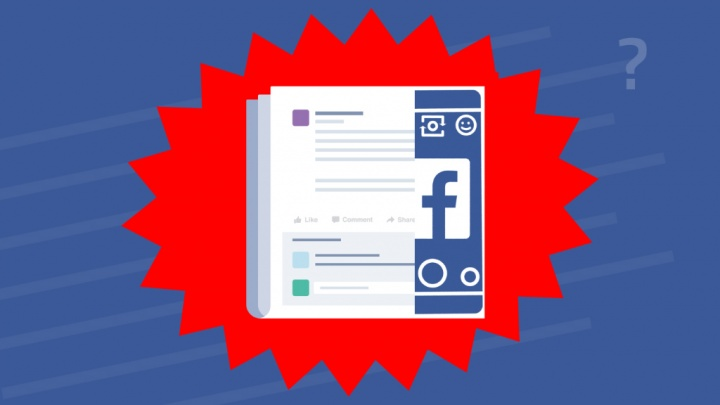 Facebook Instagram redes sociales Stories Feed