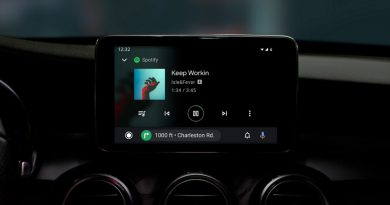 Android Auto Google Dark Mode