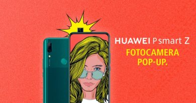 Huawei P Smart Z smartphone Android