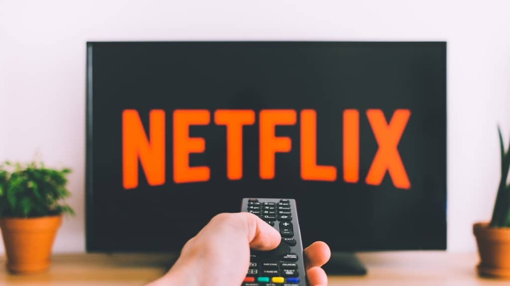 Netflix televisión de streaming