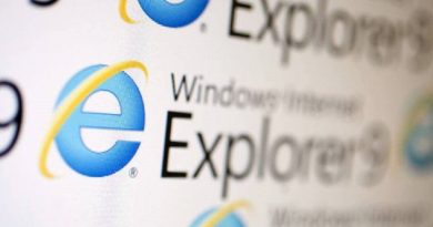 Internet Explorer Edge Microsoft browser