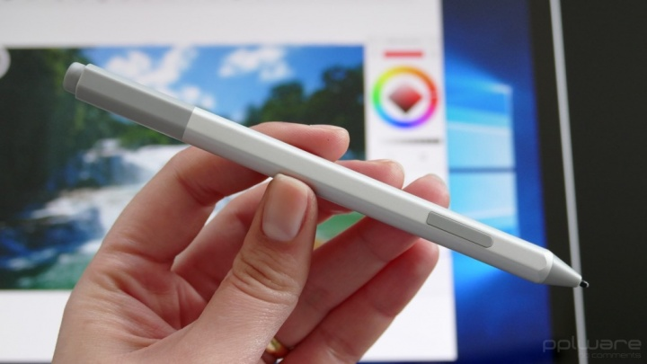 Microsoft Surface Pen pantalla de interfaz pluma