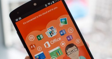 Microsoft Office Android smartphone atualizar