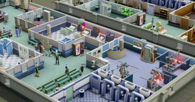 ¡Two Point Hospital será lanzado el 30 de agosto para PS4 y Xbox One!