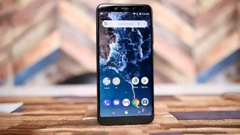 Smartphone Xiaomi My A3 Google Android One Google