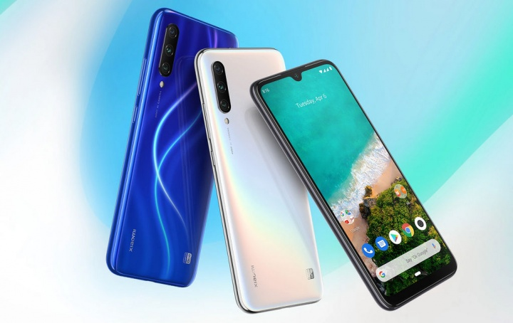 Xiaomi My A3 Android One smartphone de Google