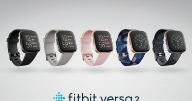 Fitbit Versa 2 Apple Watch
