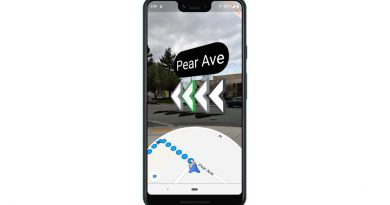 Google Maps Live View Android iOS