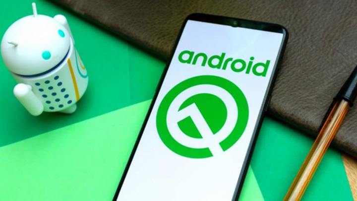 Android Q Smartphones con Android Google