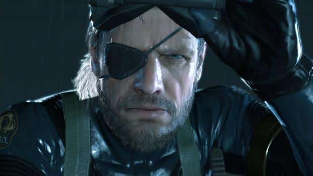 Metal gear ps5 xbox