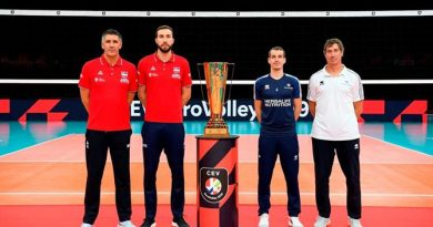 Serbia se une a Eslovenia en la final europea