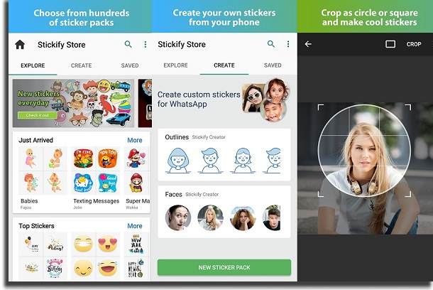 crear stickers en whatsapp