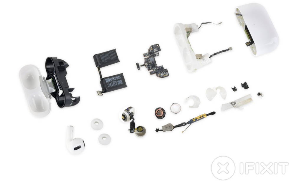 AirPods Pro Apple iFixit Construction Repair