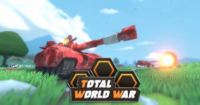 Total World War, un loco conflicto global