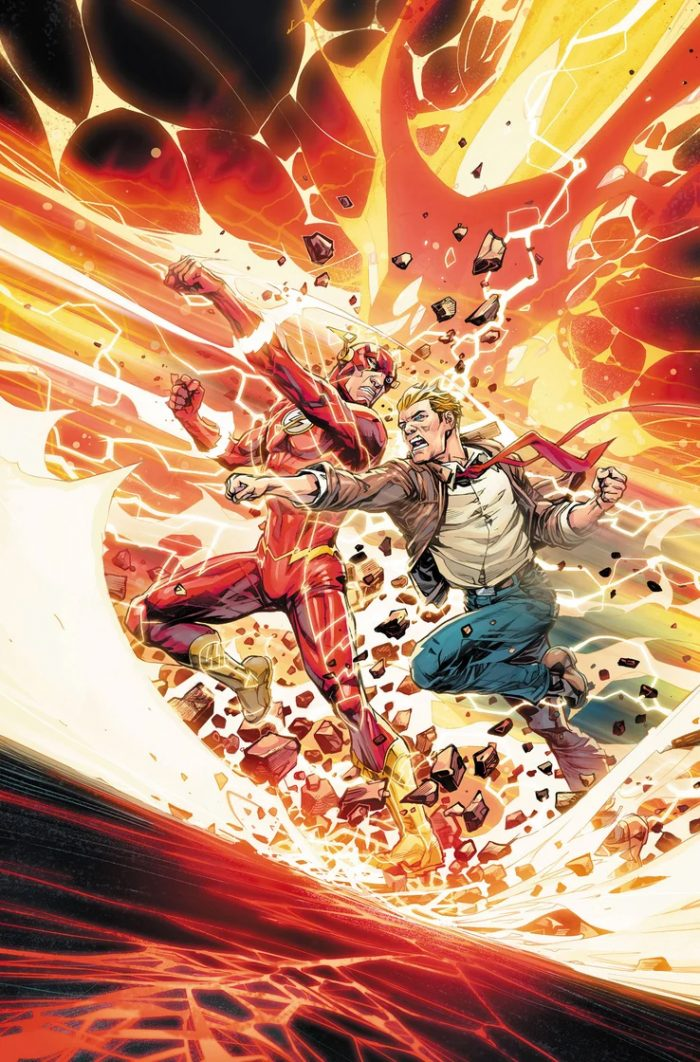 The Flash Issue 750
