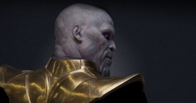 Avengers - Original Thanos Design