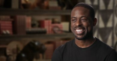One Day at Disney Narrator Sterling K. Brown