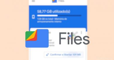 Files Google Chromecast ficheiros app