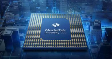 MediaTek Dimensity 1000 SoC CPU concorrência