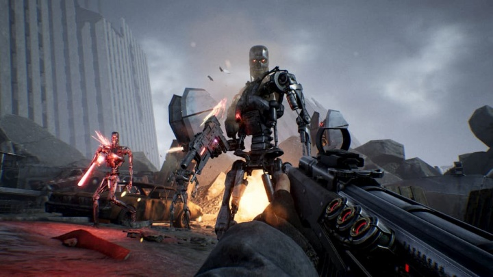 Terminator: Resistance - The Future is Now - PS4, Xbox One y PC