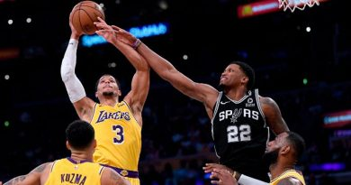 Ver Portland Trail Blazers Vs L.A. Lakers en vivo y directo: NBA online