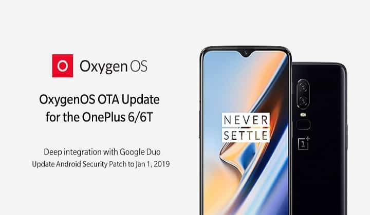 Android 10 para OnePlus 6T