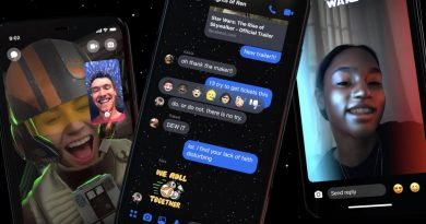 Star Wars, Messenger
