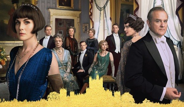 Downton Abbey Blu-ray
