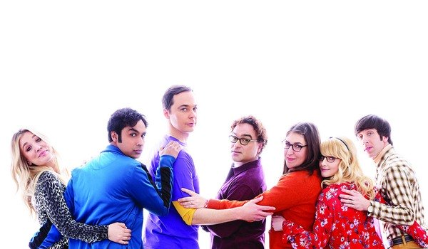 The Big Bang Theory Temporada final Reparto Blu-ray