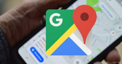 Google Maps interface Android utilizadores