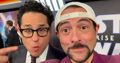 J.J. Abrams and Kevin Smith - Star Wars: The Rise of Skywalker Cameos