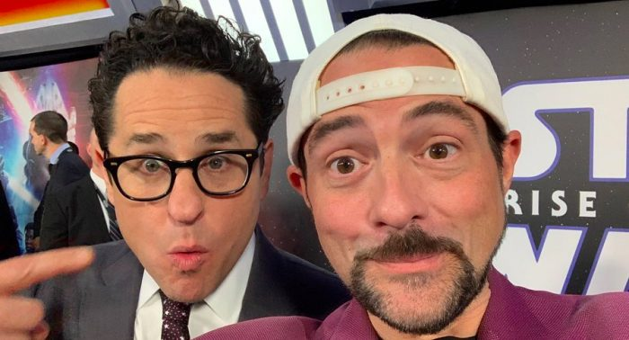 J.J. Abrams y Kevin Smith - Star Wars: The Rise of Skywalker Cameos