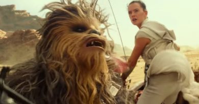 "Se lanzó otro spot televisivo para STAR WARS: THE RISE OF SKYWALKER, titulado ""Hold On"""