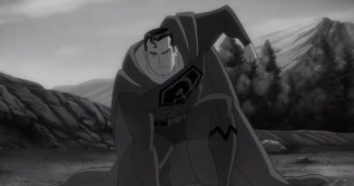 Superman: Red Son Animated Movie